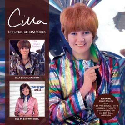 Black, Cilla - Cilla Sings A Rainbow / Day By Day With Cilla (2CD)