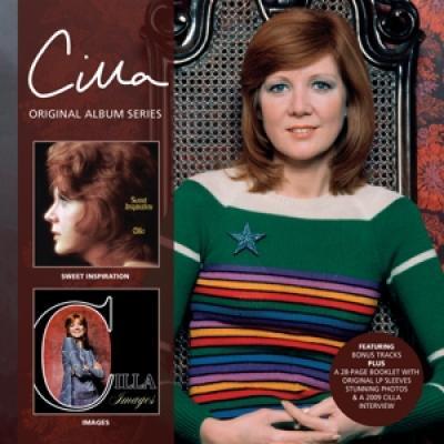 Black, Cilla - Sweet Inspiration / Images (2CD)