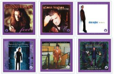 Hughes, Glenn - Justified Man (The Studio Albums 1995-2003) (6CD)
