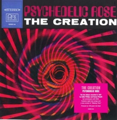 Creation - Psychedelic Rose (On Red Vinyl) (LP)