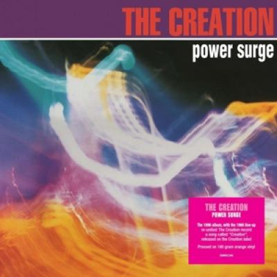 Creation - Power Surge (On Orange Vinyl) (LP)