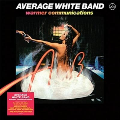 Average White Band - Warmer Communications (Clear Vinyl) (LP)