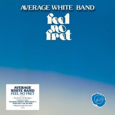 Average White Band - Feel No Fret (Clear Vinyl) (LP)