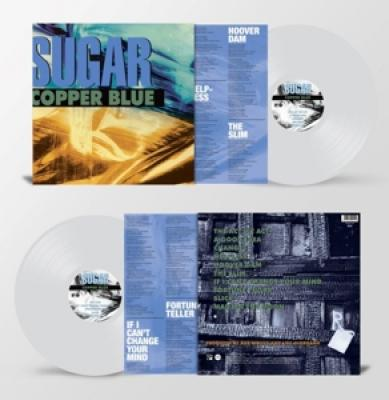 Sugar - Copper Blue (Clear Vinyl) (LP)