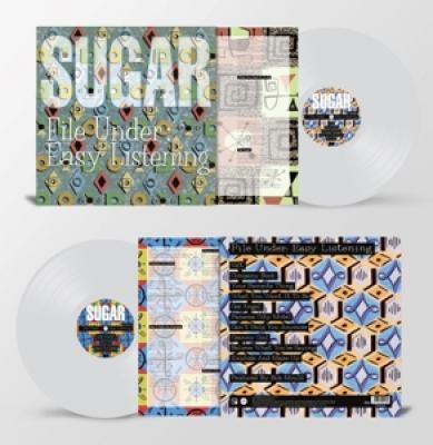 Sugar - File Under Easy Listening (Clear Vinyl) (LP)