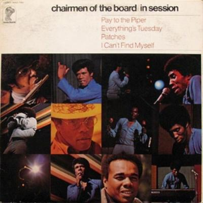 Chairmen Of The Board - In Session (LP)