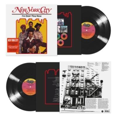 New York City - I'M Doing Fine Now (LP)