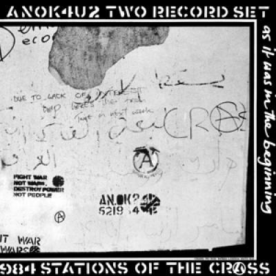 Crass - Stations Of The Crass (2LP)