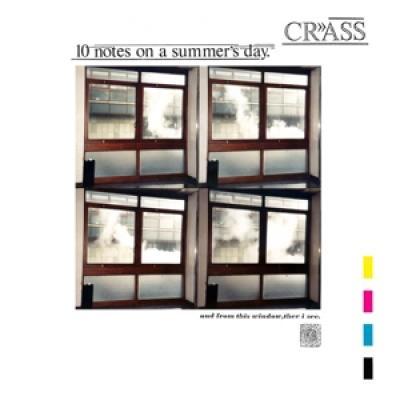 Crass - Ten Notes On A Summer'S Day (LP)