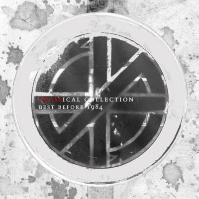 Crass - Best Before 1984 (Crassical Collection)(2CD)