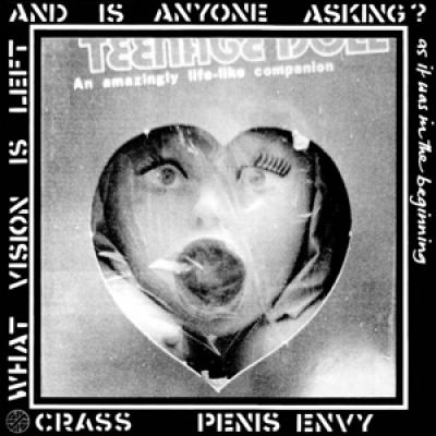 Crass - Penis Envy (LP)