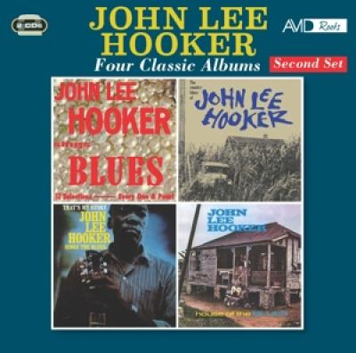 Hooker, John Lee - Four Classic Albums (2CD)