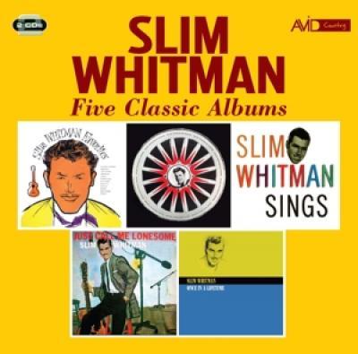 Whitman, Slim - Five Classic Albums (2CD)