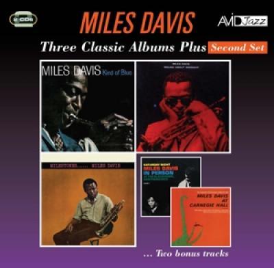 Davis, Miles - Three Classic Albums Plus (2CD)
