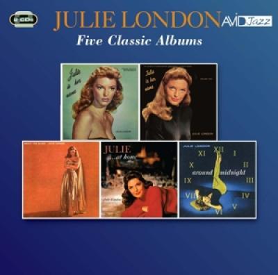 London, Julie - Five Classic Albums (2CD)