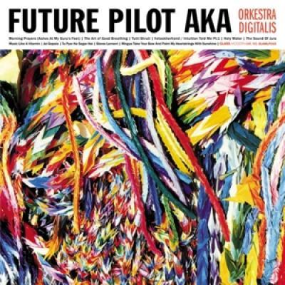 Future Pilot Aka - Orkestra Digitalis (White) (LP)