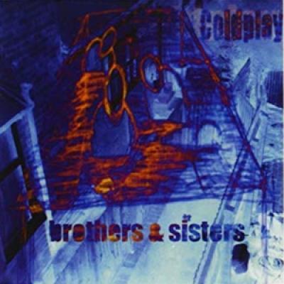Coldplay - Sisters (Blue Vinyl) (7INCH)