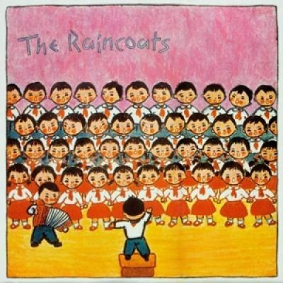Raincoats - Raincoats (40Th Anniversary Edition / Marble) (LP)