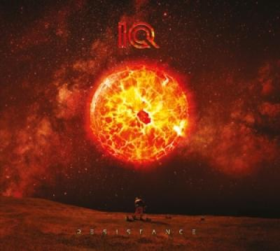 Iq - Resistance (Blue and Translucent White Vinyl) (3LP)