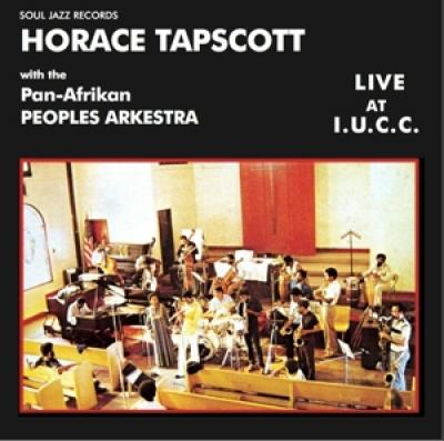 Tapscott, Horace - With The Pan-Afrikan.. 3LP
