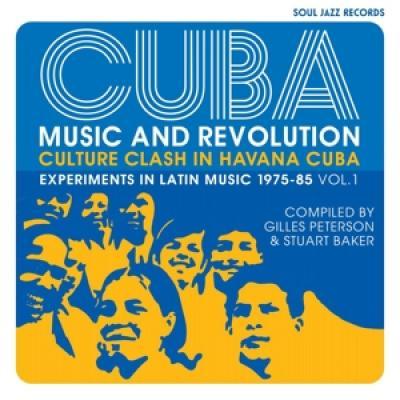 V/A - Cuba: Music And Revolution: (Culture Clash In Havana: Experiments In Latin Music 1975-85 Vol. 1) (3LP)