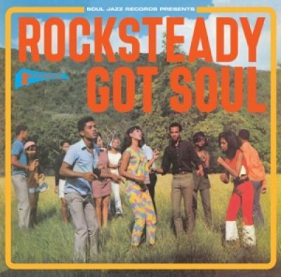V/A - Soul Jazz Records Presents: (Rocksteady Got Soul) (2LP)
