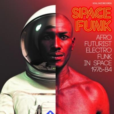 V/A - Space Funk (Afro Futurist Electro Funk In Space 1976-84)