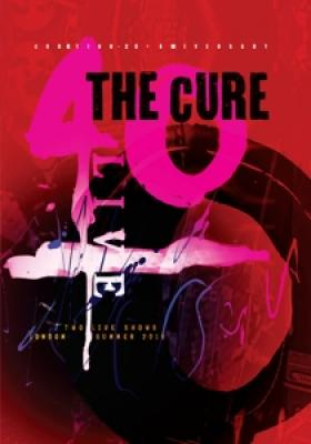 Cure - Curaetion (25Th Anniversary) (2DVD)