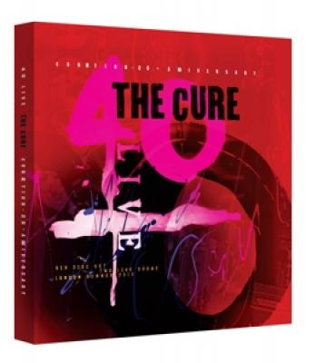 Cure - Curaetion (25Th Anniversary) (2DVD+4CD)