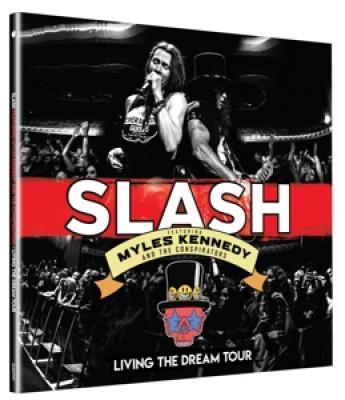 Slash - Living The Dream -Live (3LP)