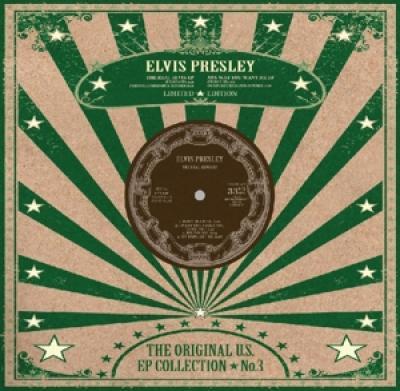 Presley, Elvis - U.S. Ep Collection Vol.3 (12INCH)
