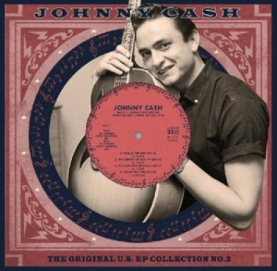 Cash, Johnny - U.S. Ep Collection Vol.2 (White Vinyl) (12INCH)