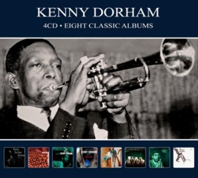 Dorham, Kenny - Eight Classic Albums (4CD)