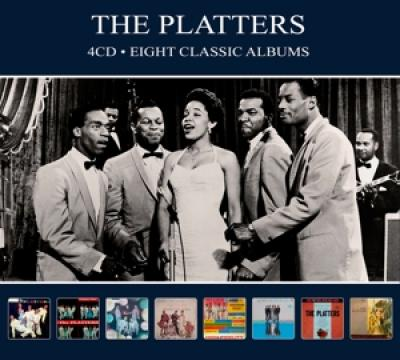 Platters - Eight Classic Albums (4CD)