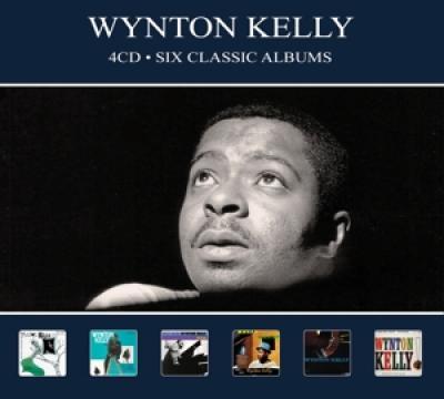 Kelly, Wynton - Six Classic Albums (4CD)
