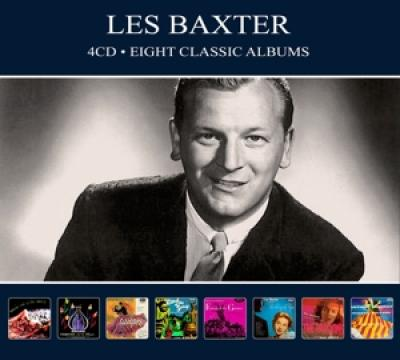 Baxter, Les - Eight Classic Albums (4CD)