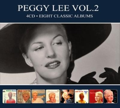 Lee, Peggy - Eight Classic Albums (Vol. 2) (4CD)