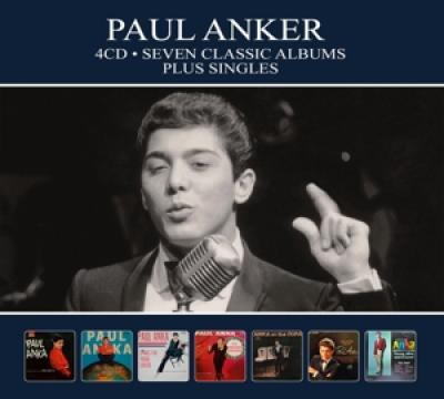 Anka, Paul - Seven Classic Albums Plus Singles (4CD)