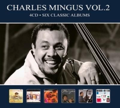 Mingus, Charles - Six Classic Albums Vol.2 (4CD)