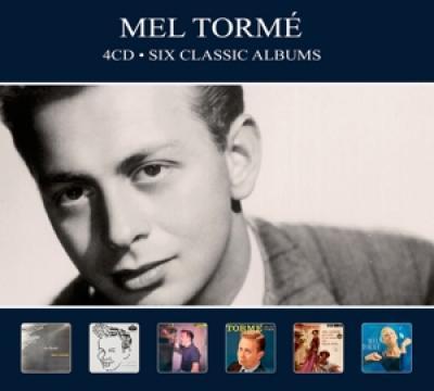 Torme, Mel - Six Classic Albums (4CD)