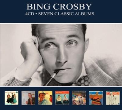 Crosby, Bing - Seven Classic Albums (4CD)