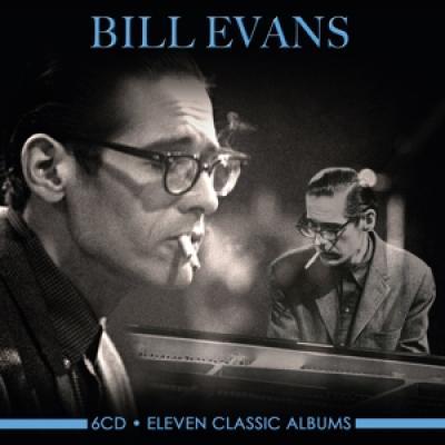 Evans, Bill - Eleven Classic Albums (6CD)