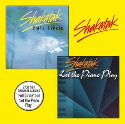 Shakatak - Full Circle / Let The Piano Play (2CD)