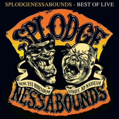 Splodgenessabounds - Best Of Live (Live 2003) (LP)