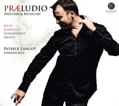 Patrick Langot - Pr'ludio CD