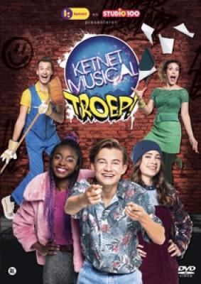 Cast Van Ketnet Musical Troep - Ketnet Musical Troep DVD
