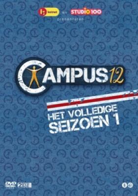 Campus 12 - Campus 12-Box Seizoen 1 DVD