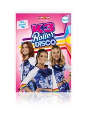 K3 - Rollerdisco Vol 2 (DVD)