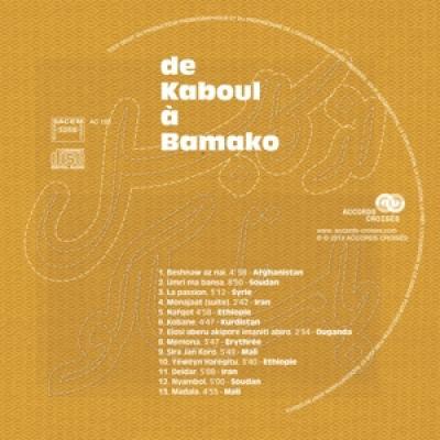 Various Artists - De Kaboul A Bamako