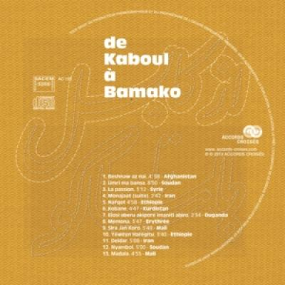 Various Artists - De Kaboul A Bamako (LP)